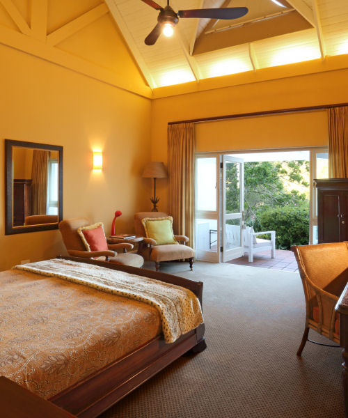 Garden Superior Rooms